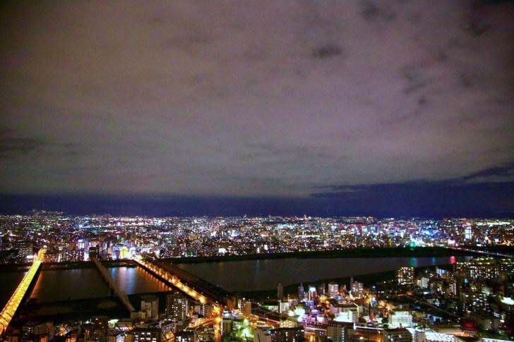 新梅田シティ 空中庭園展望台
