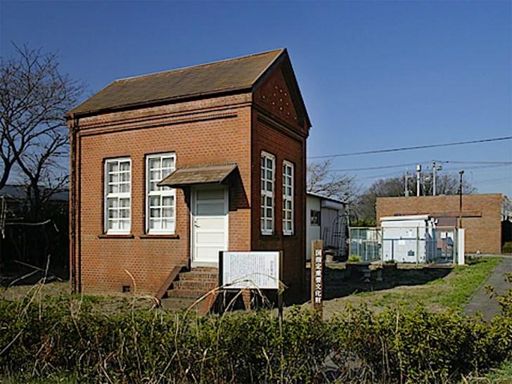 日本煉瓦製造会社旧事務所(煉瓦史料館)