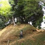 木曽呂の富士塚