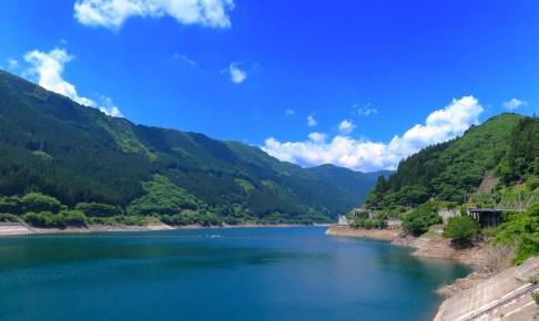 奥秩父もみじ湖(滝沢ダム)