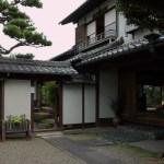 五個荘近江商人屋敷 中江準五郎邸