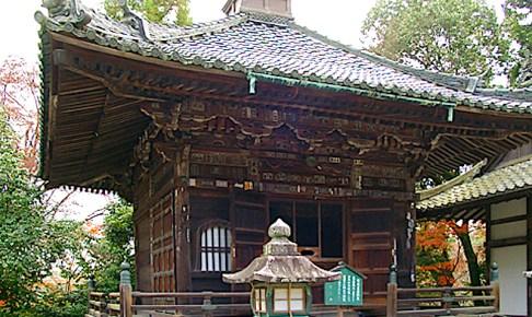 石山寺・毘沙門堂