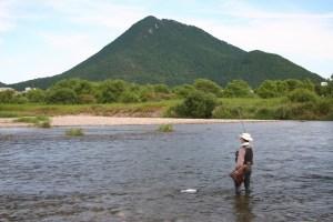 三上山(近江富士)
