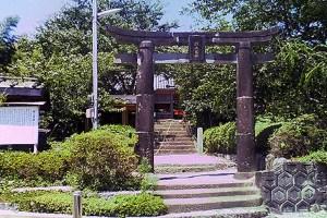 鰐神社(王仁神社)