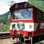 南アルプスあぷとライン(大井川鐵道井川線)