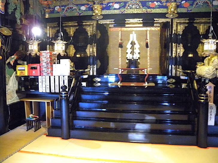久能山東照宮・国宝社殿