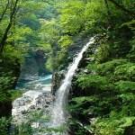 龍王峡自然研究路