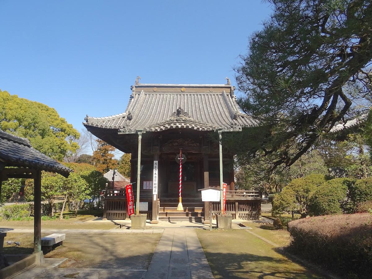 鑁阿寺(足利氏館跡)