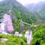 川俣ダム展望台(見晴茶屋)