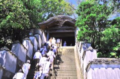 薬王寺(四国八十八ヶ所霊場第23番札所)