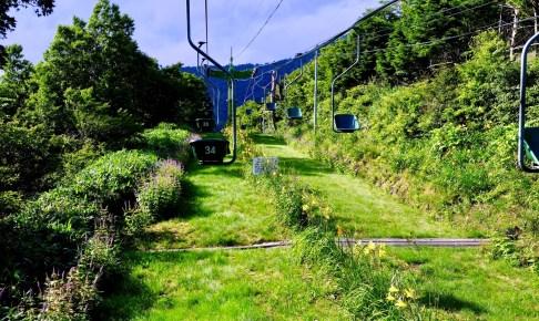 剣山観光登山リフト