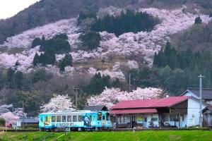 因幡船岡駅