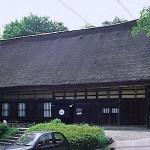 富山市民俗民芸村 民芸館