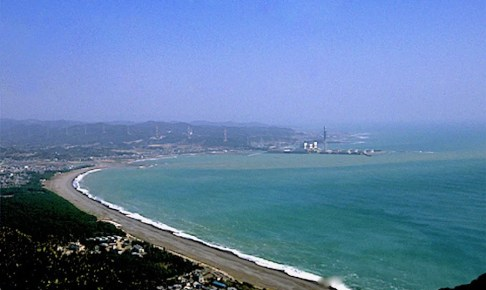 煙樹海岸(煙樹ヶ浜)
