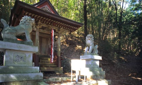 継桜王子(野中の一方杉)