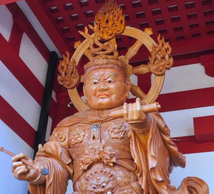 高野山 壇上伽藍・中門