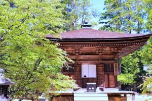 高野山 壇上伽藍・三昧堂