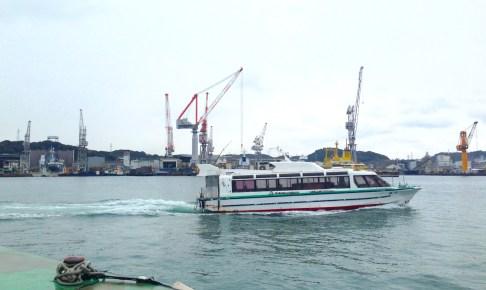 関門汽船(関門連絡船・巌流島連絡船)