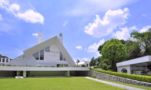 山口サビエル記念聖堂