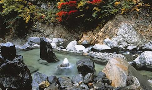 大平温泉 滝見屋