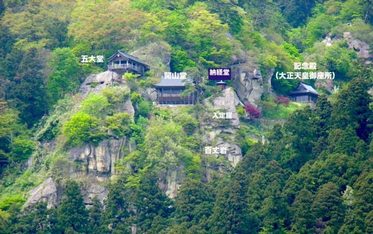 立石寺・納経堂