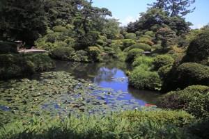本間氏別邸庭園(鶴舞園)