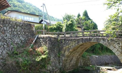 楢下宿・覗橋