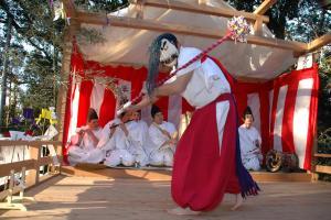 水神社神楽
