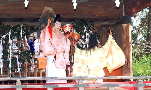 二荒山神社『永代太々神楽祈祷祭』