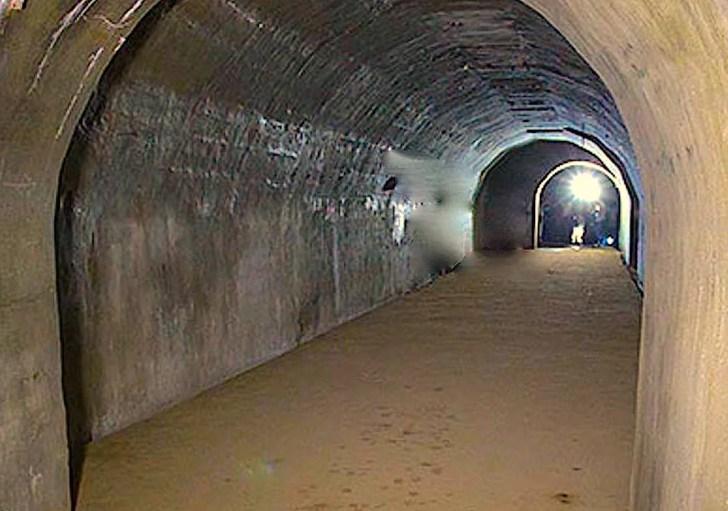 連合艦隊総司令部日吉台地下壕