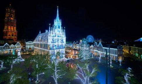 ハウステンボス『光の街のクリスマス』