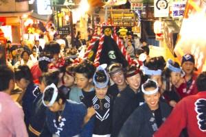 伊香保まつり・蘆花祭