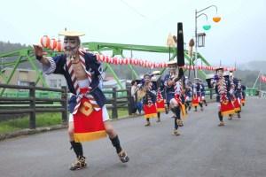 碇ヶ関御関所祭り