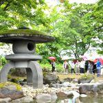 旧池田氏庭園一般公開