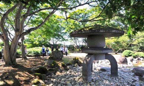 旧池田氏庭園夏季特別公開