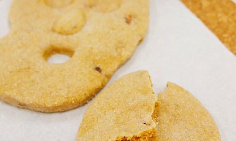 人面石クッキー 塩