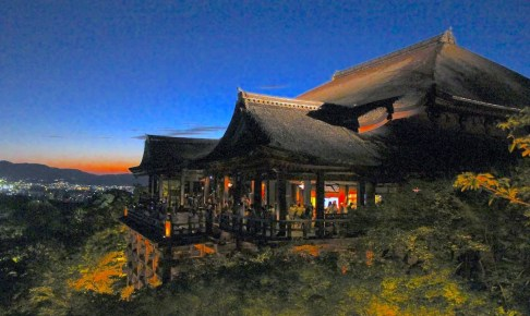 清水寺・千日詣り