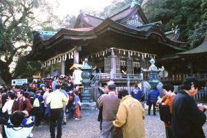 金刀比羅宮『初十日祭』(初こんぴら)