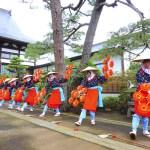 栗村稲荷神社『御田植祭』