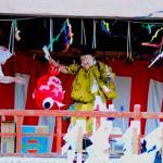 八重垣神社例祭『新里の白川流十二神楽』