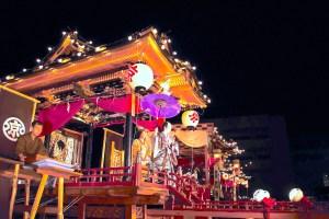 お旅まつり|小松市