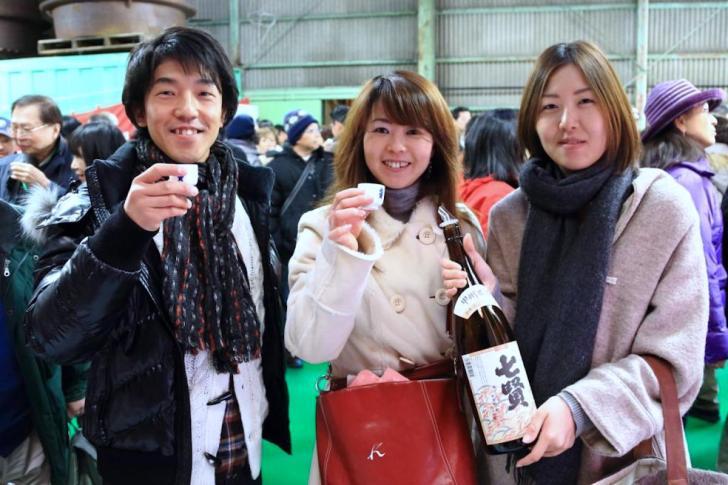 七賢酒蔵開放