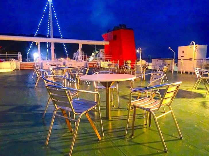東京湾フェリー「東京湾納涼船」サンセットクルーズ