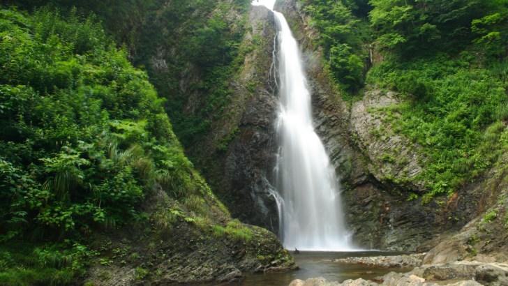 暗門第2の滝