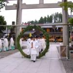 多賀大社『夏越の大祓式』