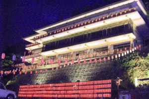 太郎坊宮『千日大祭』