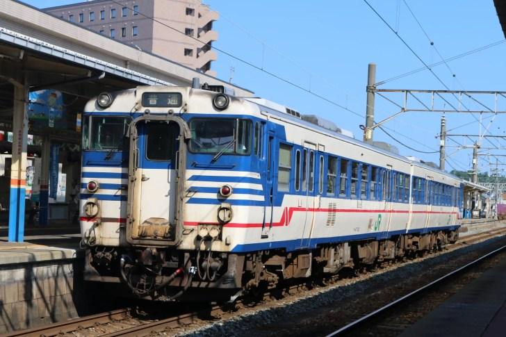 羽越本線・キハ47