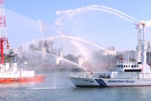 四日市市消防出初式