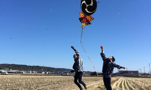 遠州横須賀凧揚げまつり