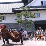 旧藩祭|由利本荘市